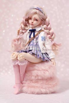Sweet little Schoolgirl