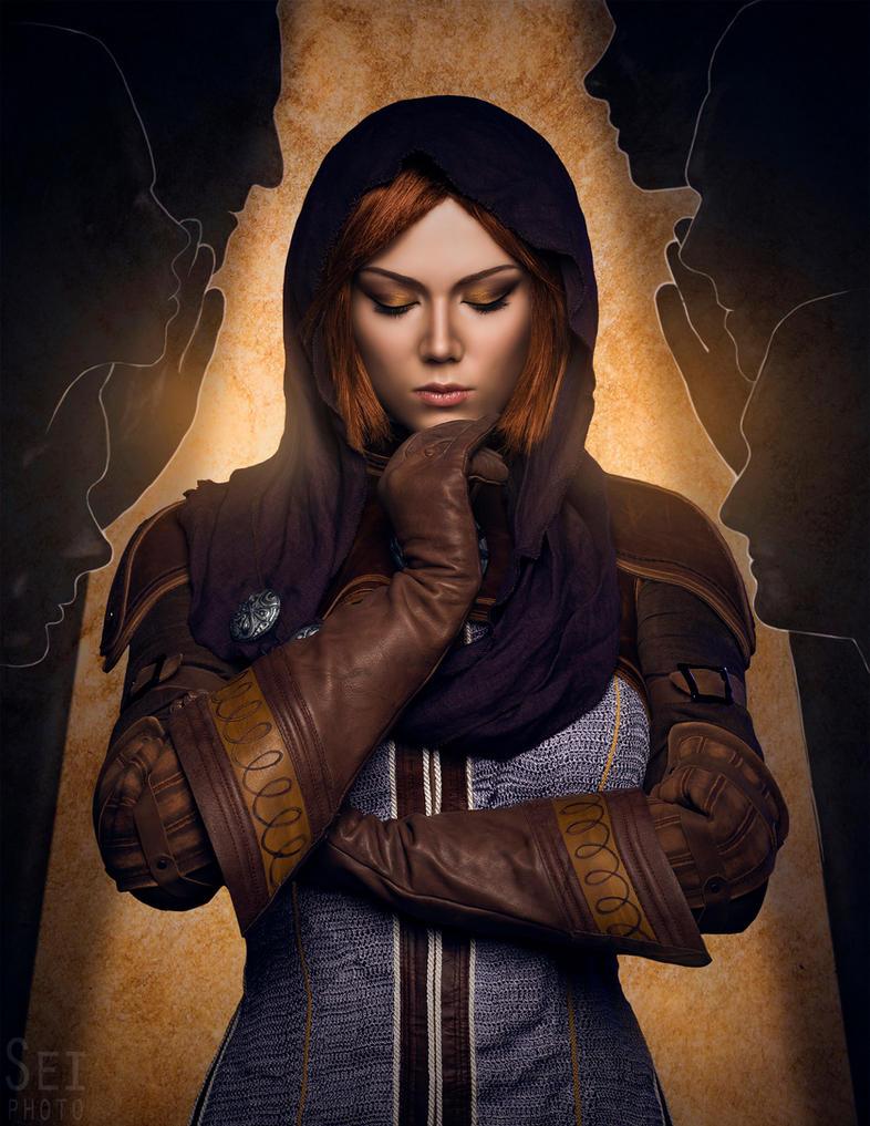 Sister nightingale by Songbird-cosplay