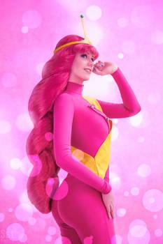 Princess Bubblegum - The Queen of Candy Kingdom