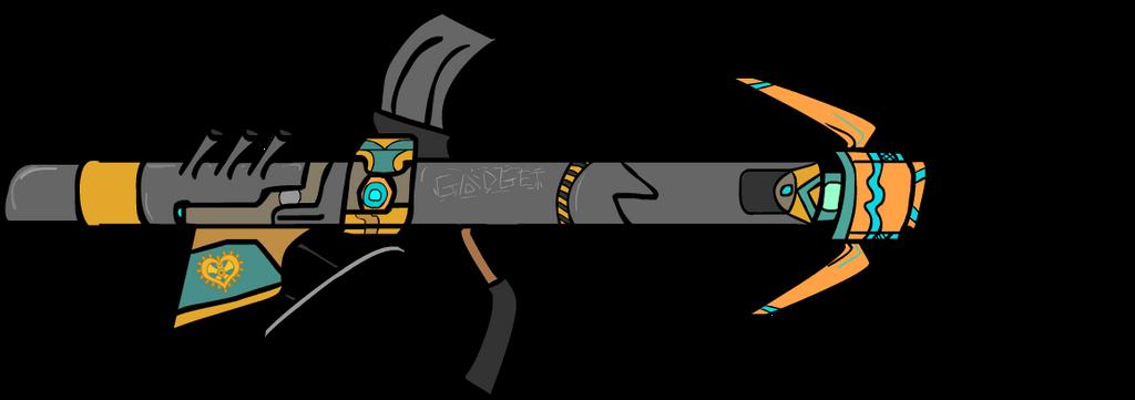 Lahirien's Gadget by Alozec