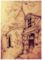 sketch by christinechen0921