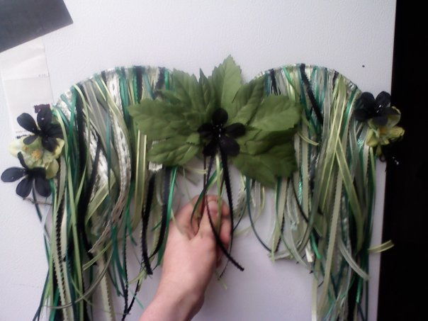Ribbon Fairy Wings