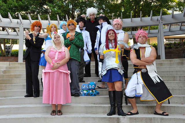 Fairy Tail AWA by TheCay on DeviantArt