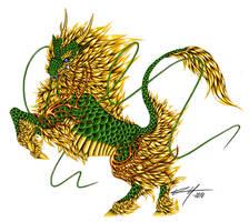 Qilin by pavocristo