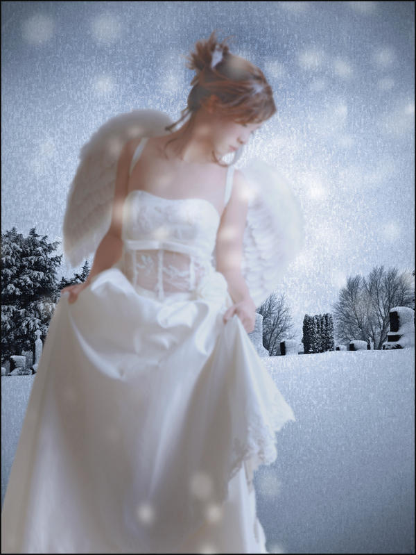 .Angels and Spirits. by JinDevilKazama