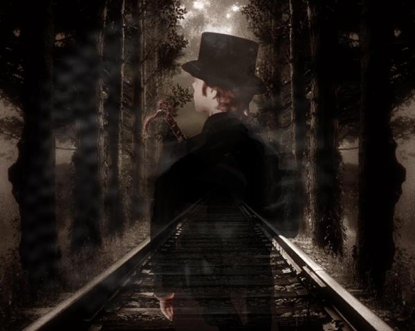 The Dark Man  by JinDe...