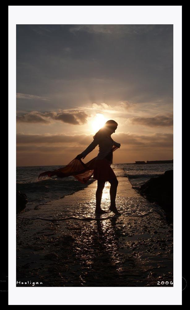 Oceans Dance I by Diabos