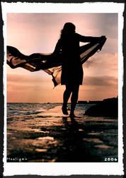 Oceans Dance III by Diabos