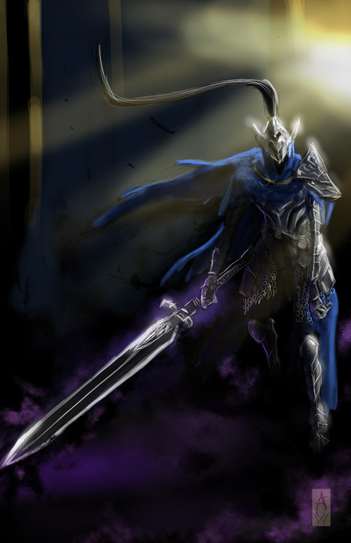 Artorias The Abysswalker by Same-kun