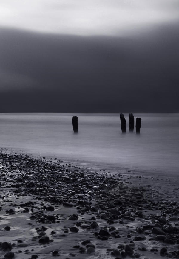 Night Silence by gatis-vilaks