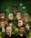 Breaking Bad- The Empire Business by NitroLadybug