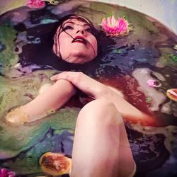 Ophelia by moxiegraphix