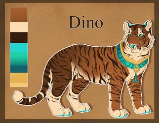 V.3 Dino References by Plasticss