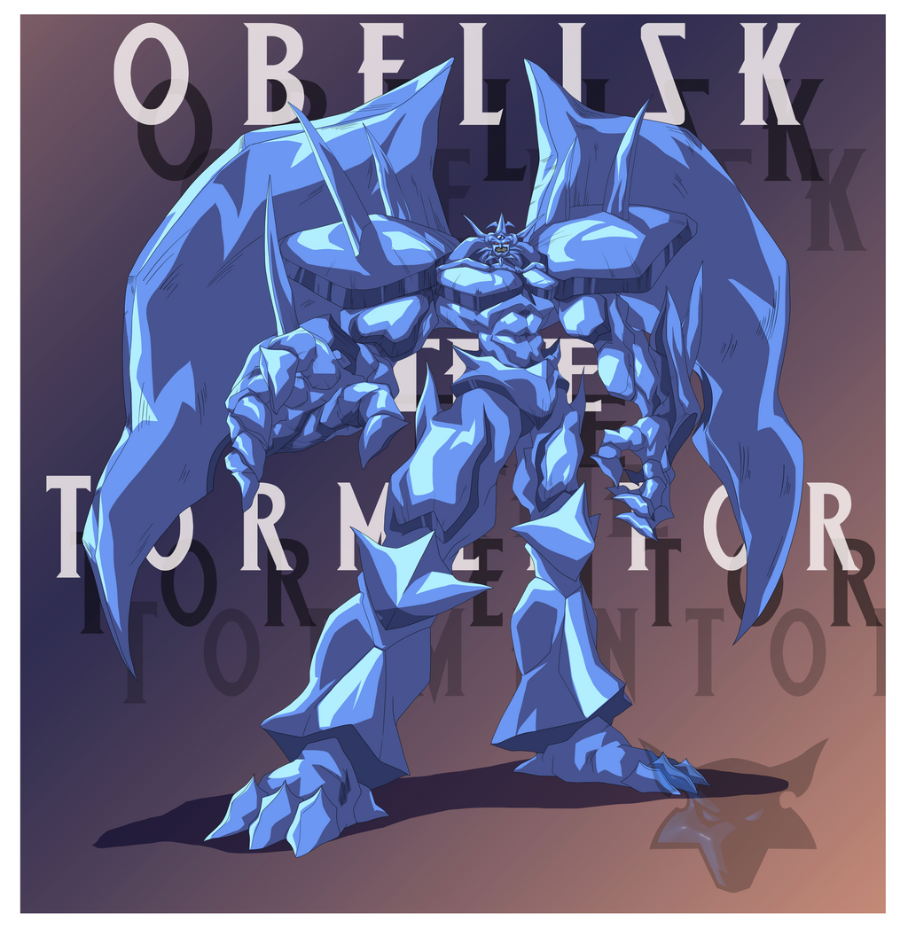 Obelisk the tormentor by warlockmaster