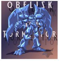 Obelisk The Tormentor by PhantomStudio-Tommy
