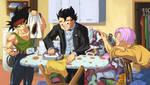 :Commission/ Gohan Ironing