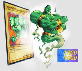 La Jinn the Mystical Genie by PhantomStudio-Tommy