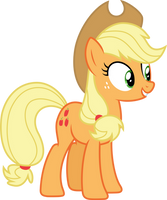 [Vector] Applejack by DerAtrox