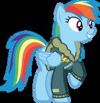 [Vector] Rainbow Dash #4