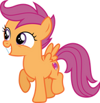 [Vector] Scootaloo #2