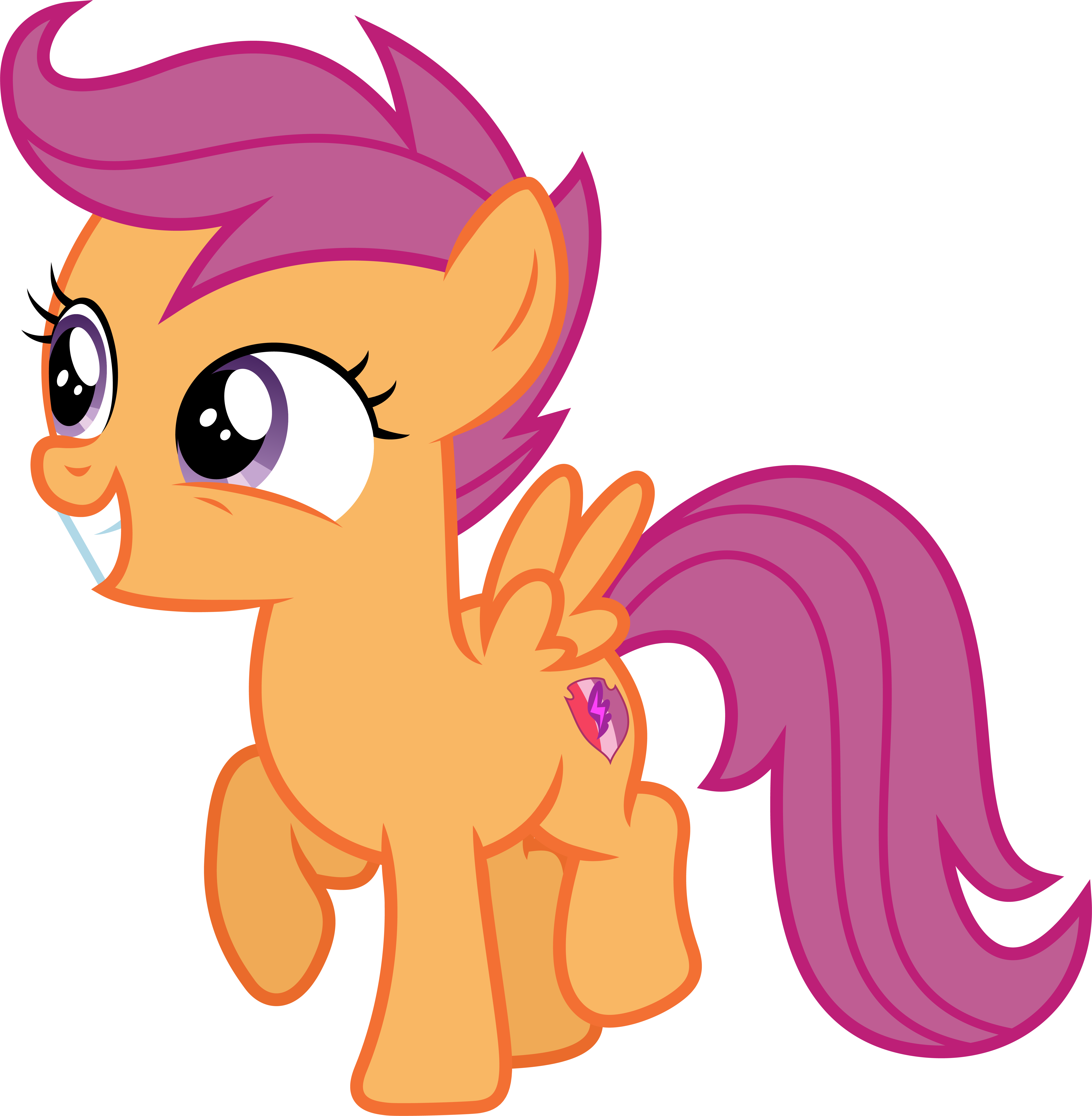 Vector Scootaloo 2 By Deratrox On Deviantart 5,619 🎉 best happy birthday ✅ free vector download for commercial use in ai, eps, cdr, svg vector illustration graphic art design format.birthday, happy birthday card, birthday cake, birthday card. deviantart