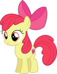 [Vector] Apple Bloom