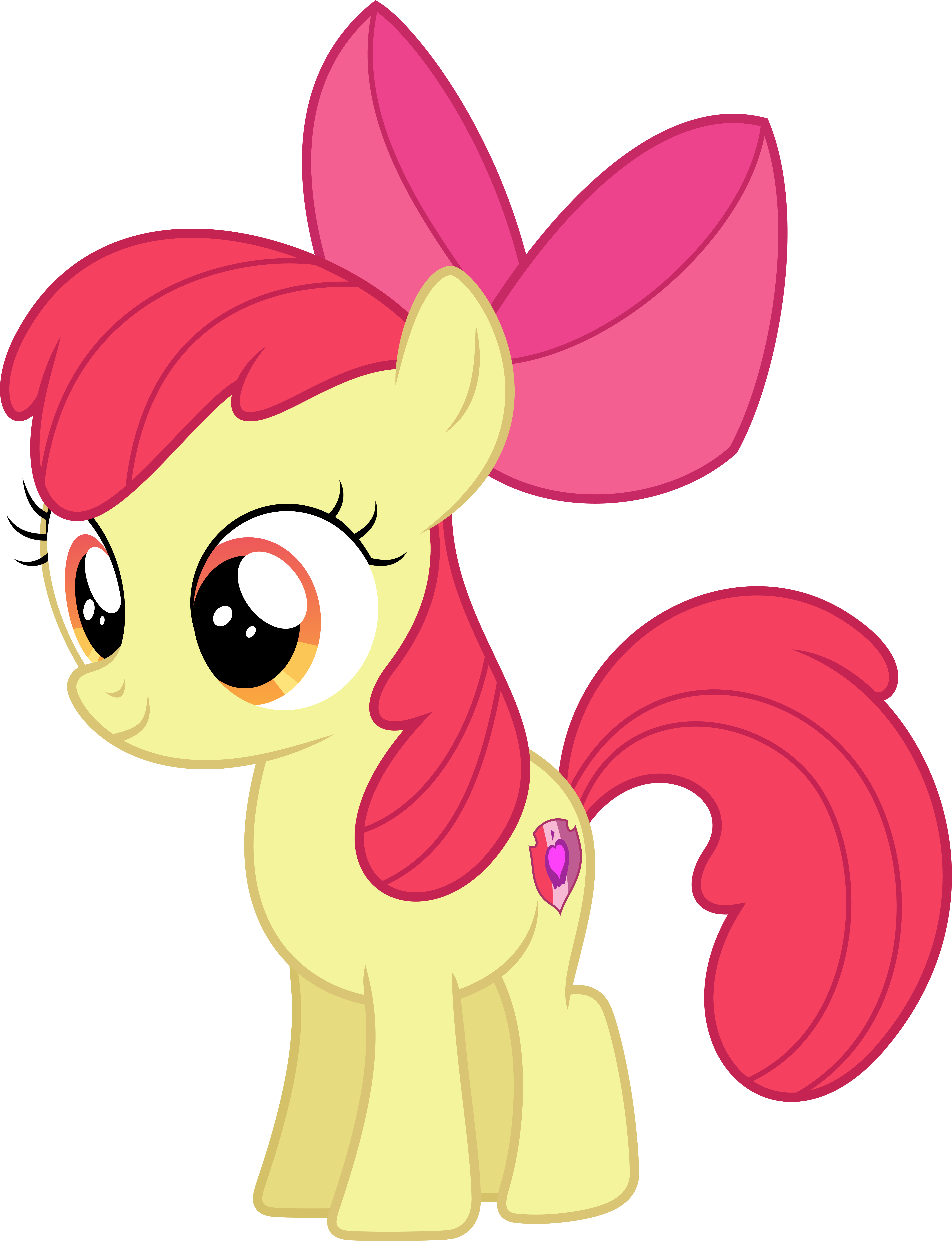 Image - Apple bloom barefoot tickles by ced75-da6ynfh.png