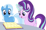 [Vector] Starlight and Trixie