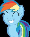 [Vector] Rainbow Dash #7