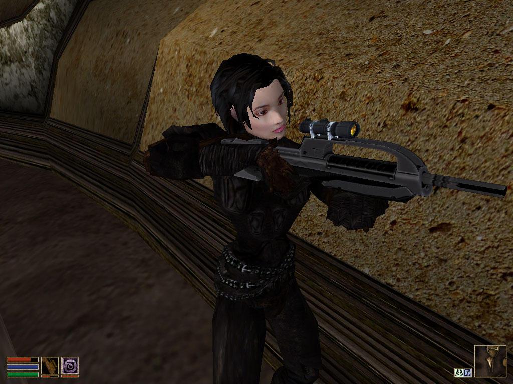Morrowind приколы скриншот