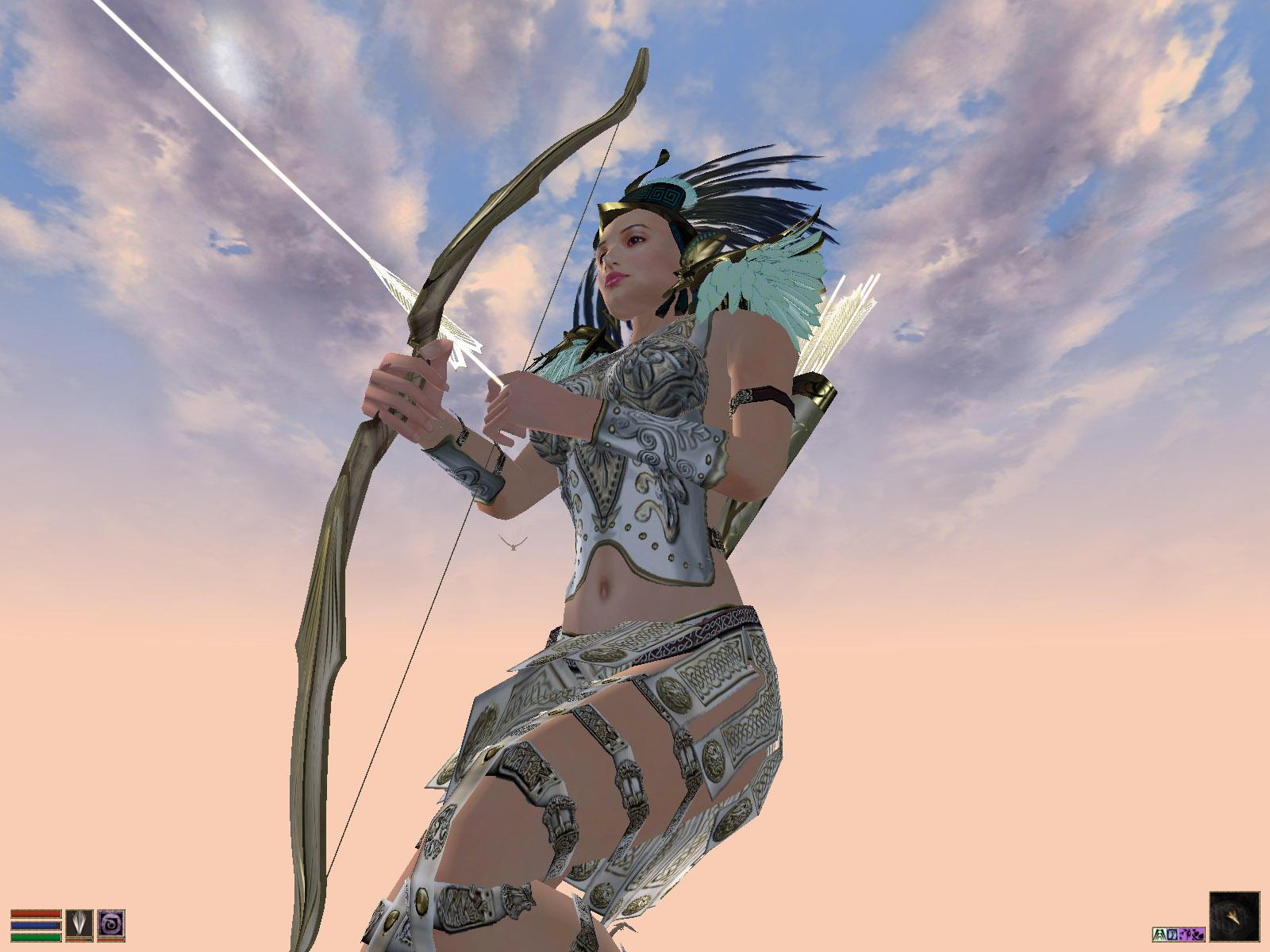 Morrowind screenshot 5 by Oerkenraev