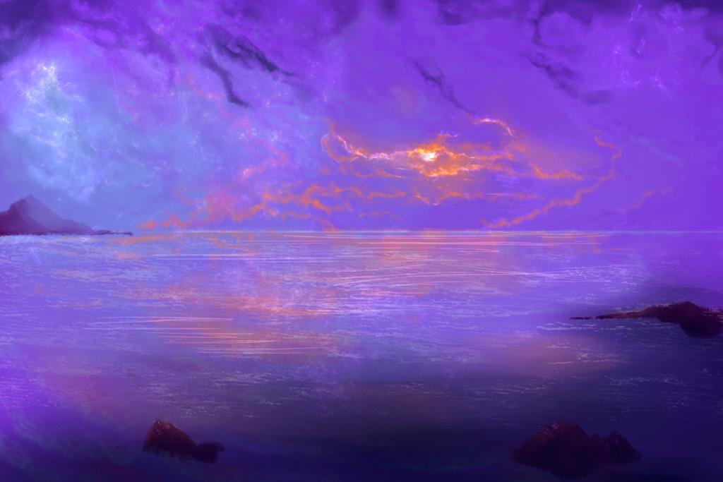 Sea by Ashranum