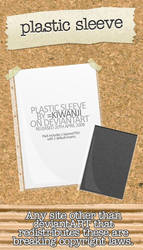 Plastic Sleeve PSD by galaxygui