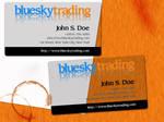 Transparent Business Card by retzwerx