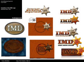 IMD Logo Evolution by retzwerx