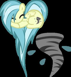 Misty Wonderbolt Pony Hearts