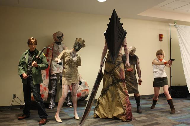 Silent Hill cosplay ohayo 2010 by VoXtheFoX