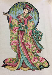 Oriental Lady Grace