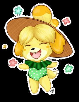 Beach Babe Isabelle