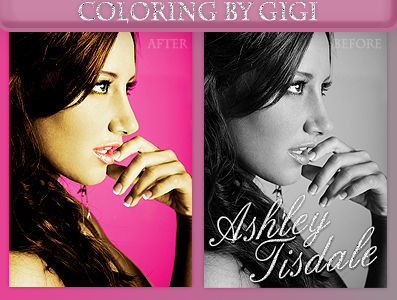 ashley tisdale coloring pages - photo#15