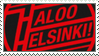 Haloo Helsinki! - Stamp by ViherkiviJade