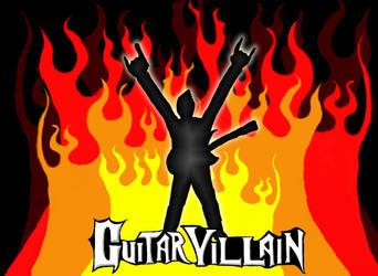 Guitar Villain 2 by mattwarriner