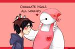 Chocolates for Hiro