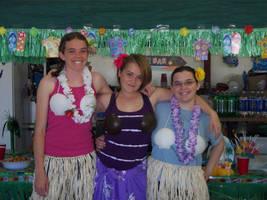 Hawaiian Bday Party by mattsprettygirlTiff