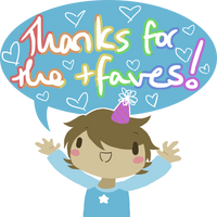 Thanks for the Faves! by RosieBees