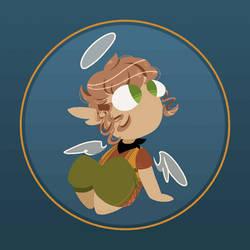 A small Piper (again!) [+ SPEEDPAINT!] by RosieBees