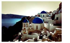 Santorini by untouchable-face