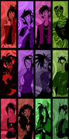 Fantrolls Bookmark Collection