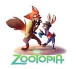 Zootopia :: Fanart ::