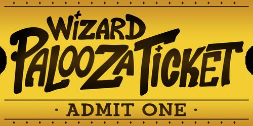 Wizard Palooza Ticket